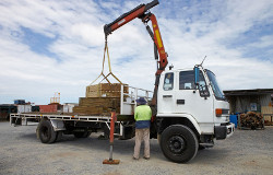 Timber Deliveries In Brisbane