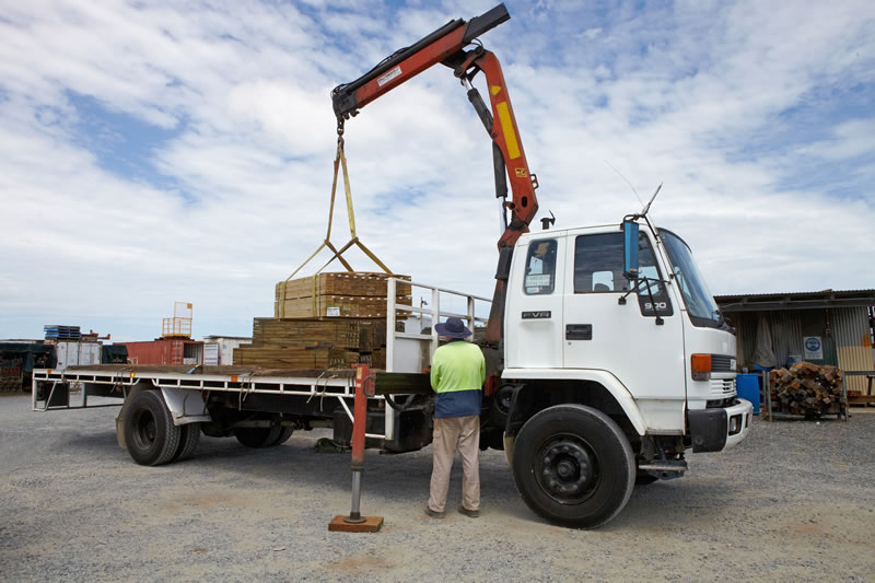 Timber Delivery