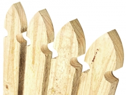 Timber Fencing Product Supplier