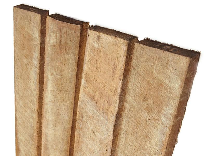 Hardwood Fence Palings – Batten Top Image