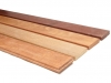 Image of an timber flooring sheets with different shades