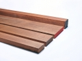 Red Brown Wooden Planks