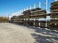 Wood Planks Storage Yard
