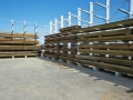 Wood Planks Yard