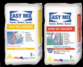 20 Kg Rapid Set Concrete And Post Mix Concrete Bags