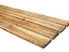 Thumbnail image of line hardwood fencing timber