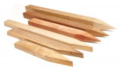 Hardwood Pegs