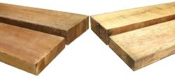 Hardwood And Pine Sleepers