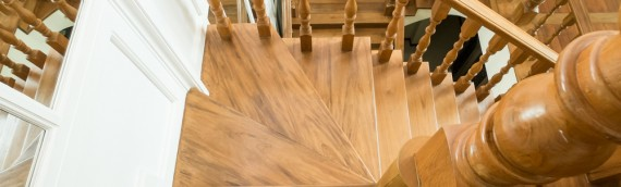 Timber Handrails and Balustrades