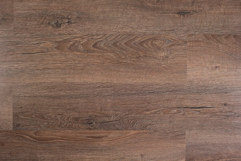 Close up of dark coloured timber floor