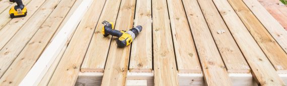 Plan Before Starting Your Decking Project